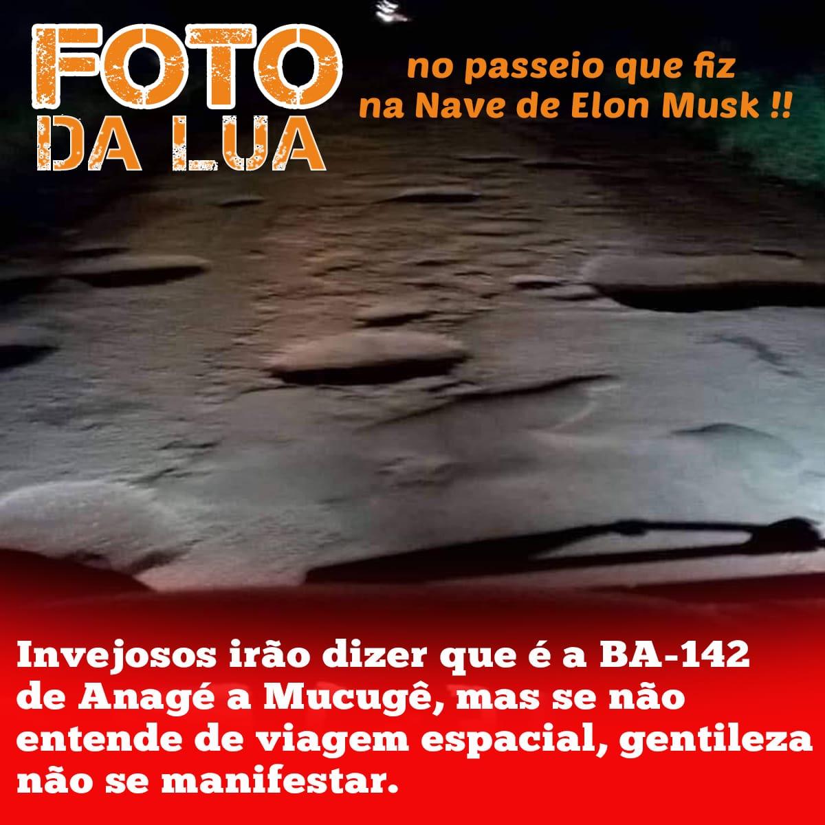 Situação precária da BA - 142, principal portal de acesso à Chapada, vira motivo de sarcasmo nas redes sociais