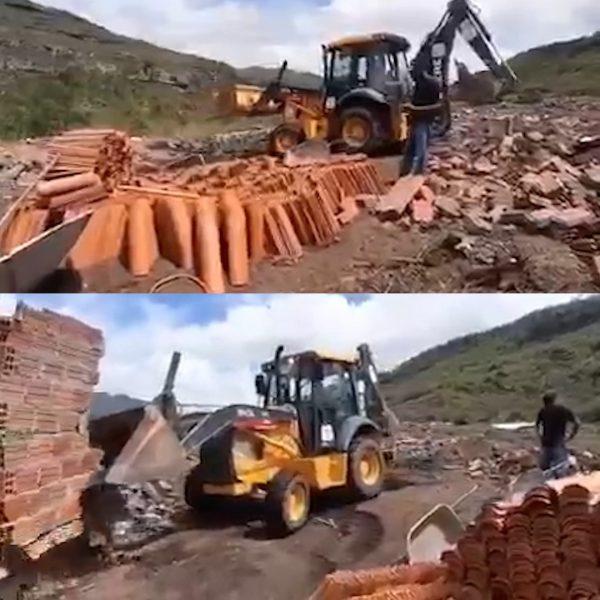 Ivana Bastos aciona Ministério Público para impedir demolições de casas em Mucugê