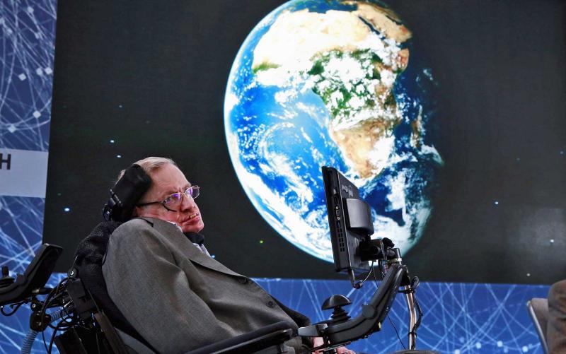 GÊNIO DA CIÊNCIA Morre aos 76 anos Stephen Hawking, um dos maiores cientistas do mundo