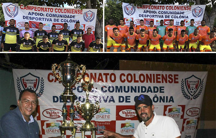 Itaetê: Campeonato Coloniense chega ao fim com Água Santa se consagrando campeão
