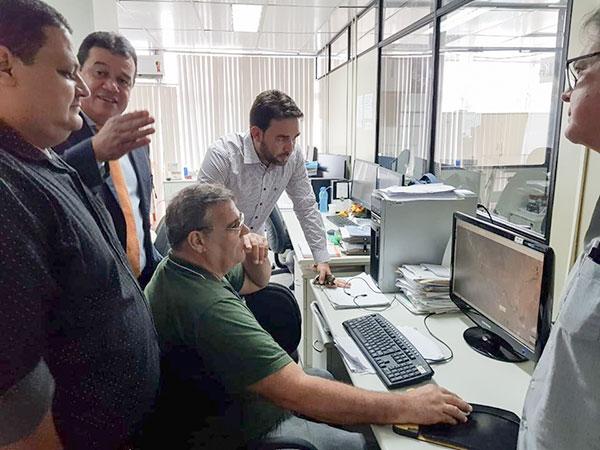 Para não ficar dúvidas, Diretor de Informações Geoambietais da Bahia confirma propriedade da Cachoeira do Buracão ao Município de Ibicoara