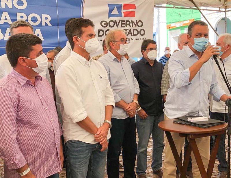 Investimento de mais de R$ 1 milhão em equipamentos fortalecem consórcio de prefeituras da Chapada Diamantina