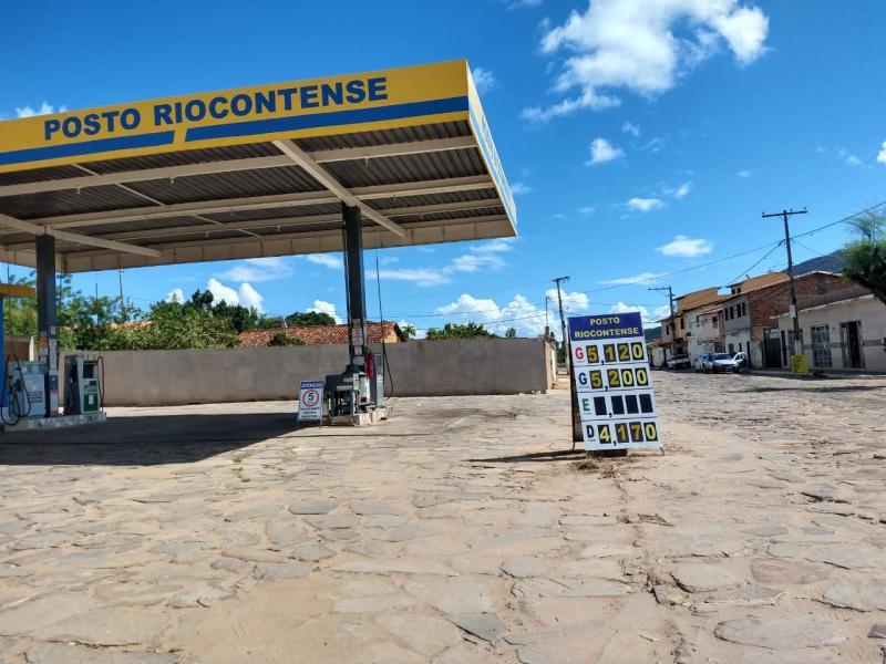 Chapada Diamantina: Gasolina em Rio de Contas chega a R$ 5,20 e turistas se assustam com recorde de preço alto