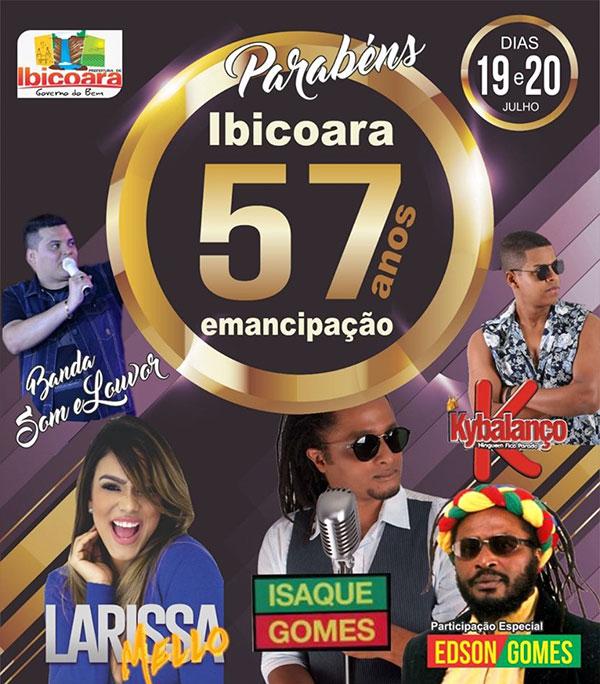 Confira a programação do aniversário de Ibicoara