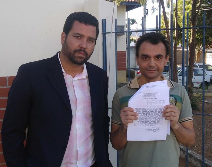 Acusado da morte de Rhanna deixa a cadeia; ' ele precisa resgatar o tempo perdido' diz advogado